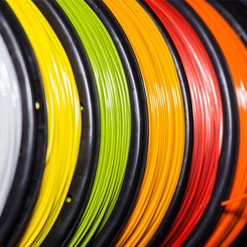 Colourful-wire
